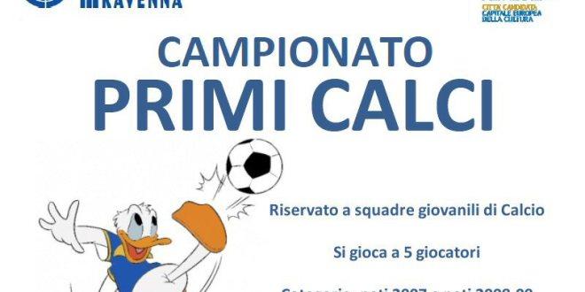 """Parte a Ravenna il Torneo """"Primi Calci"""""""
