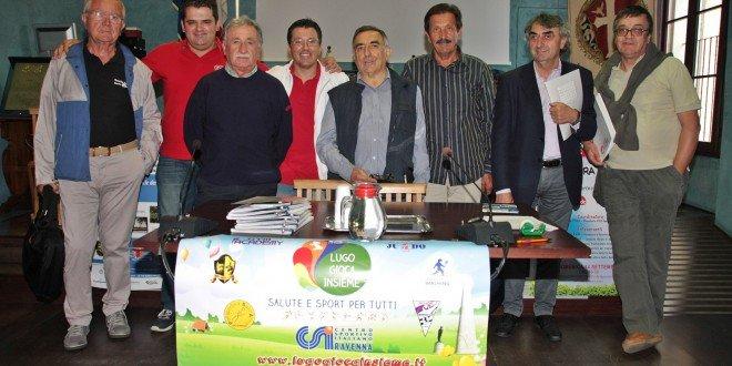 """Sport e Solidarietà alla Biennale di Lugo 2014 per il progetto """"Lugo Gioca Insieme"""""""