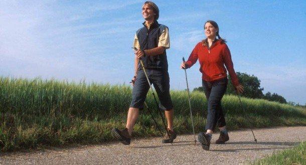 Lo IOR punta sulla Salute con il Nordic Walking