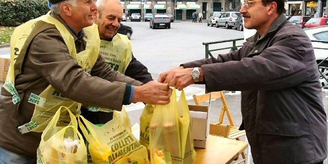 A Ravenna una grande raccolta di cibo per i poveri