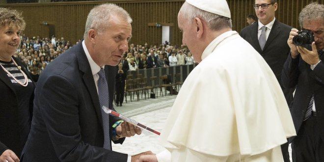 Il Papa riceve gli atleti disabili