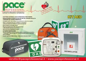 KIT AED COMPLETO 2014
