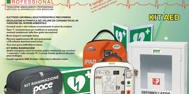 Convenzione CSI per l'acquisto di defibrillatori