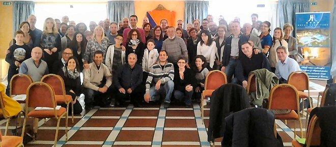 Tutti pazzi per Galatina: concluso il week-end formativo per dirigenti pugliesi
