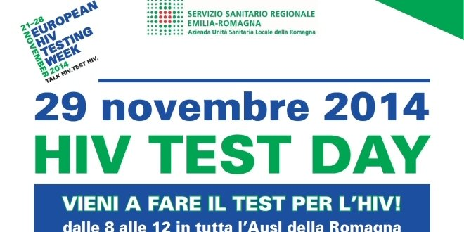 Campagna per promuovere il test per l'HIV