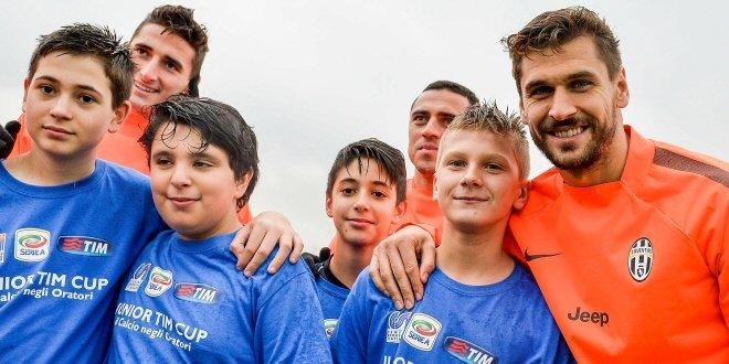 Junior Tim Cup in casa Juve: emozioni da scudetto!