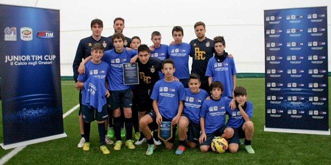 La Junior Tim Cup fa tappa a Parma