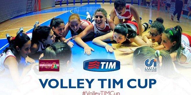 La Volley TIM Cup fa tappa a Modena