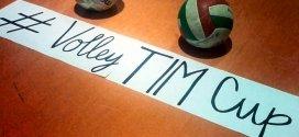 Grande giornata di pallavolo a Brescia: arriva la Volley Tim Cup