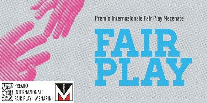 Modello per i giovani – Premio internazionale Fair Play Menarini