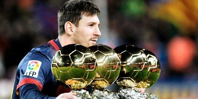 Leo Messi, i giovani e lo spirito di sacrificio