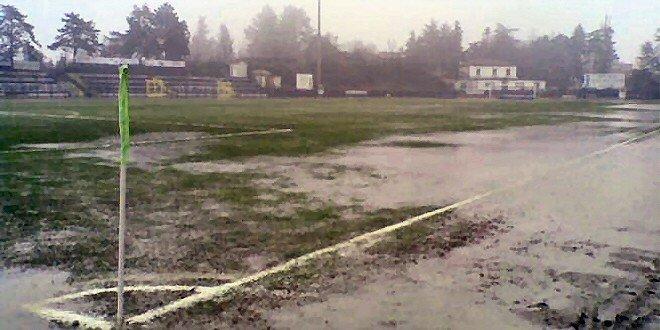 Calcio CSI: campionato sospeso