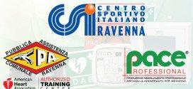 Il CSI di Ravenna ha siglato le convenzioni per l'acquisto dei defibrillatori e per i corsi abilitati al suo utilizzo
