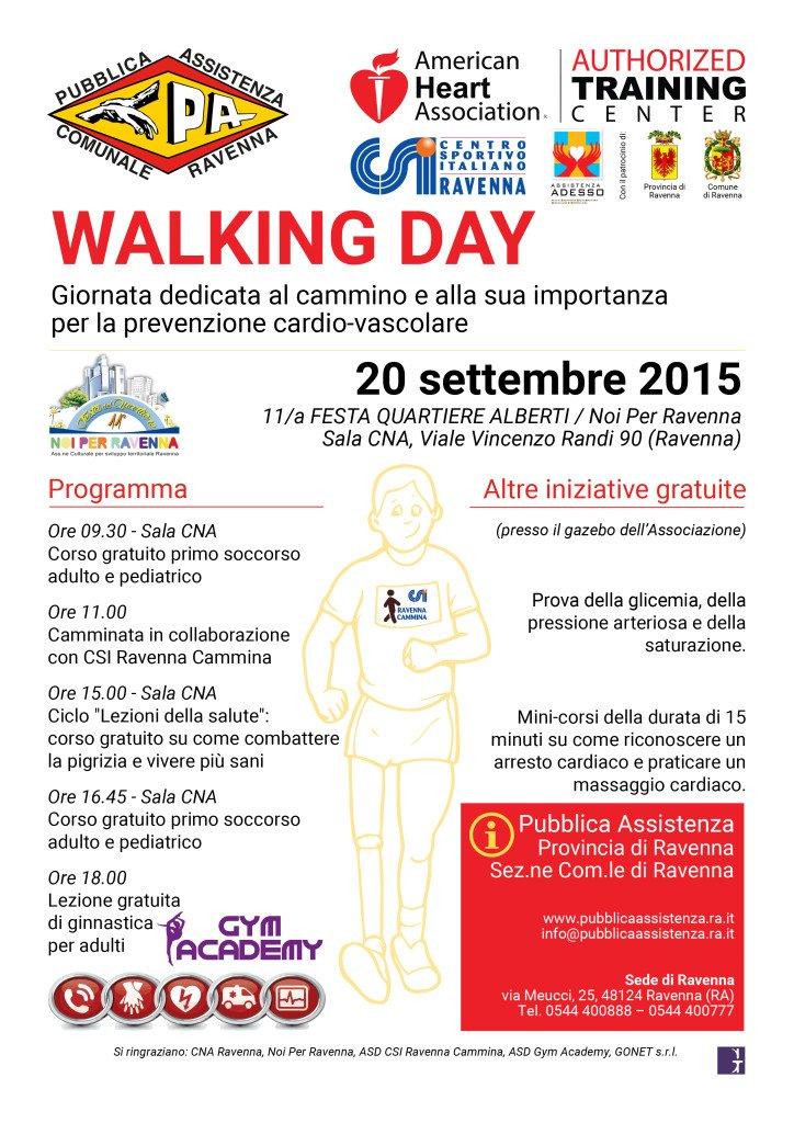 WalkingDay20settembre
