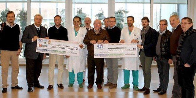 Csi Parma per l'ospedale dei bambini