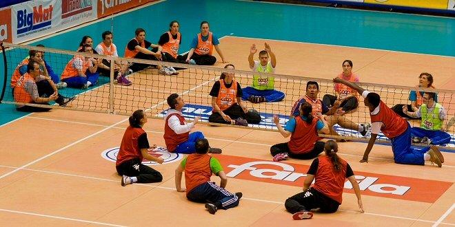 Corso Allenatori Sitting Volley 2016 aperto agli EPS