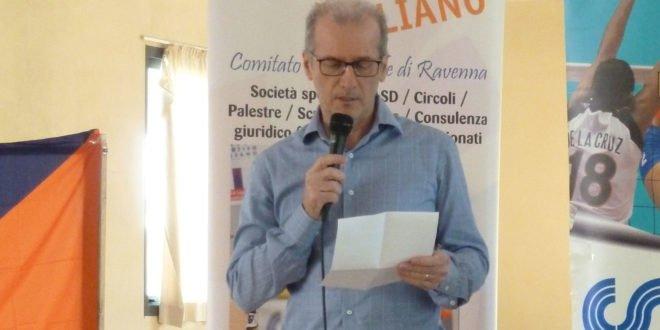 Il saluto del Presidente dell'AC Diocesana Fabio Zannoni