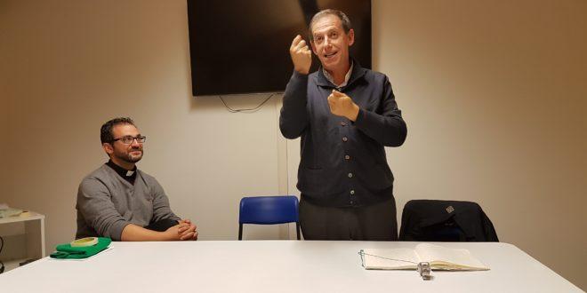 Conferenza di Don Alessio Albertini
